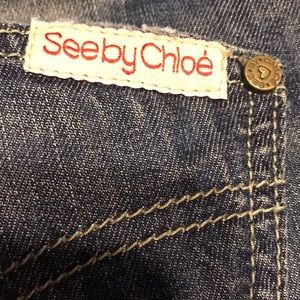 See By Chloe Denim